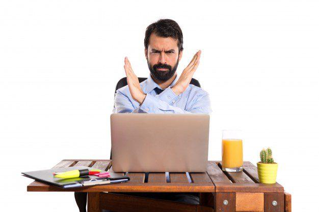 5 maneras de perder clientes con su sitio Web