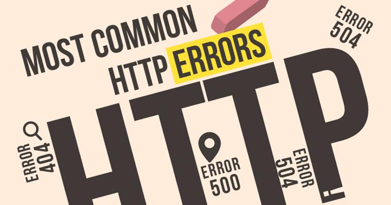 Errores HTTP en mi sitio Web: ¿Qué significan los códigos 4xx y 5xx?