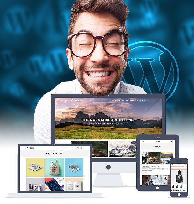 Cómo Elegir la Mejor Plantilla WordPress para tu Web