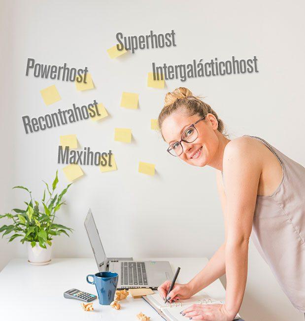 Elige el mejor Web Hosting para tu sitio