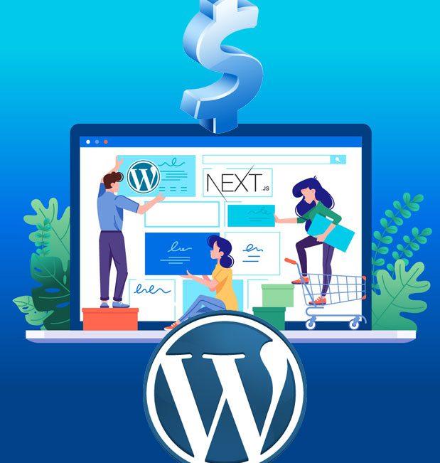 ¿Cuál es el precio de crear una web con WordPress?