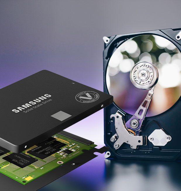 Discos duros HDD o SSD, ¿cómo afectan mi plan de hosting?