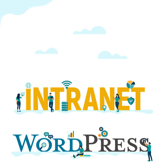 En tiempos de home office, nada como configurar una intranet usando Wordpress