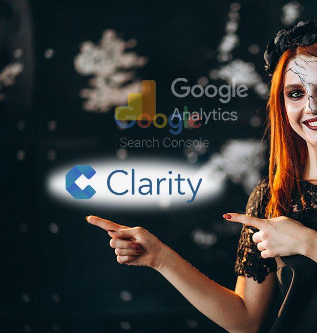 No es Google Analytics, no es Google Search Console, es Microsoft Clarity Analytics y deberías probarlo
