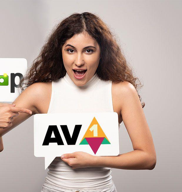 AVIF: la versión mejorada del formato de imagen WebP.